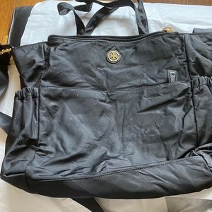 Tory Baby Bag w/ flaws and broken side buckle